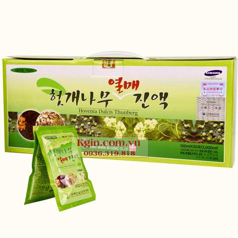 Nước Bổ Gan Giải Rượu Hàn Quốc (Bio-Science)