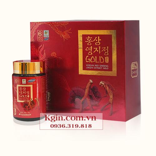Cao Linh Chi Hồng Sâm Hàn Quốc